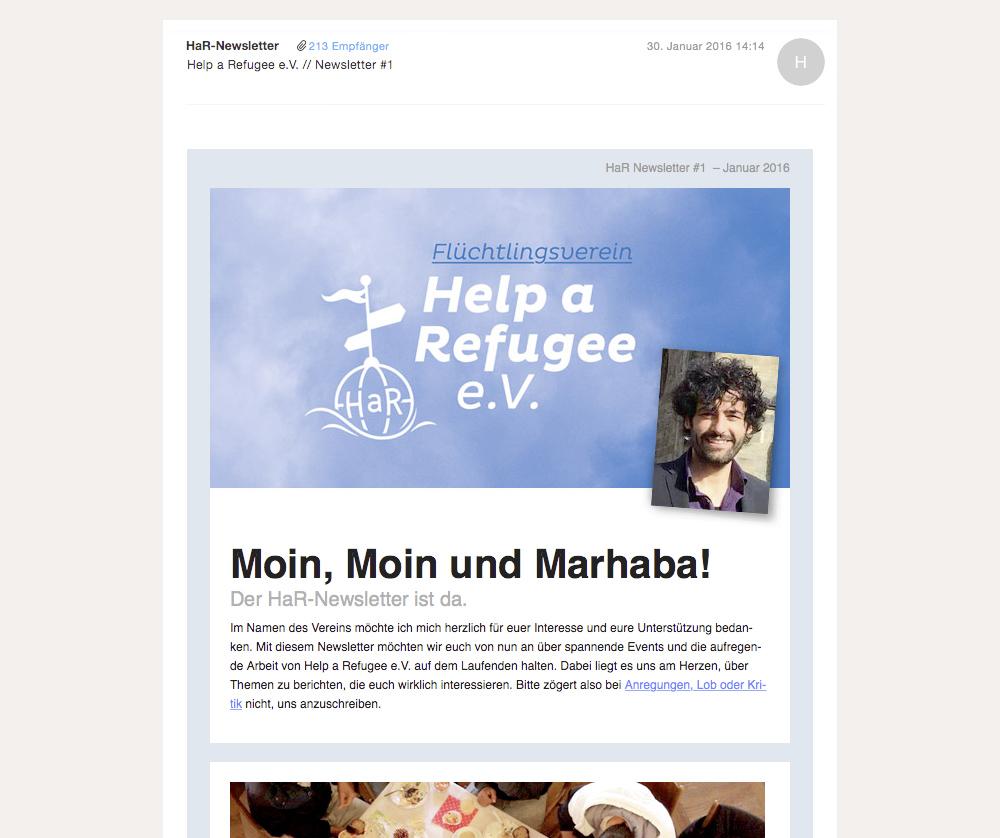 HaR-Newsletter