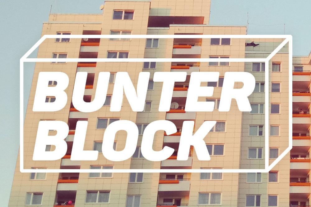 Bunter Block – ein soziales Gestaltungsprojekt von Simon Sleegers